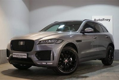Jaguar F-Pace 20d AWD Chequered Flag Aut. bei AutoFrey GmbH in